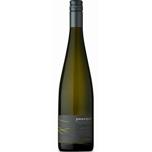 wines by KT Watervale Riesling 'Pazza' 2015